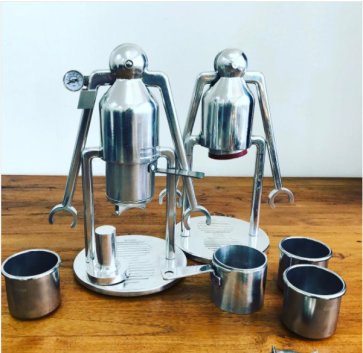 Cafelat The Robot espresso maker
